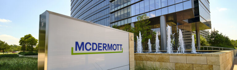 McDermott Awarded Deal By BHP For Trion Project