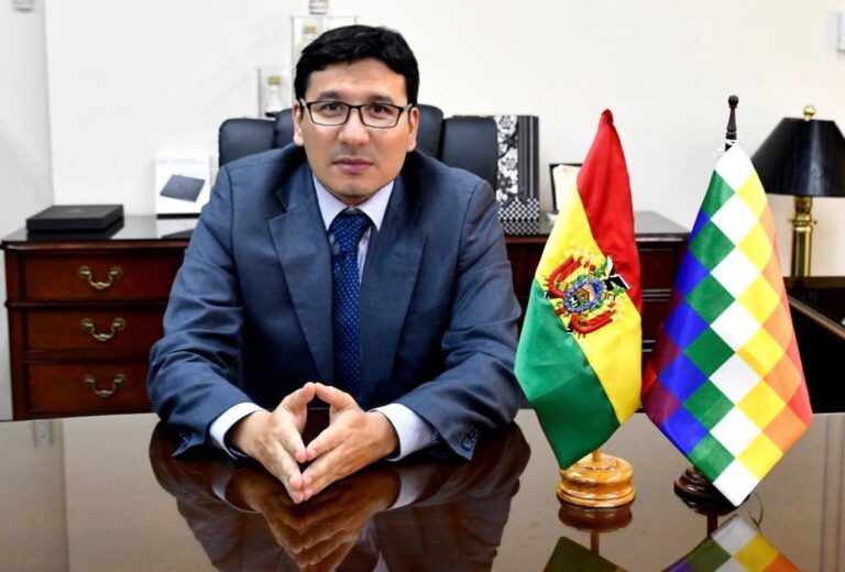 Ortiz To Head Bolivia's Hydrocarbons Ministry