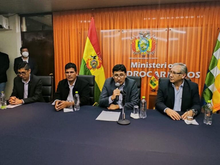 Bolivia Names Heads To YPFB And ANH