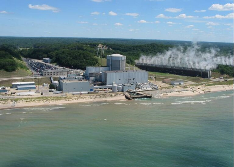 Entergy And Holtec Request Transfer Of Nuclear Plant