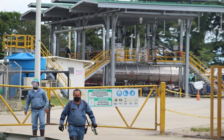 Facing An Economic Crisis, Colombia Turns To Fracking