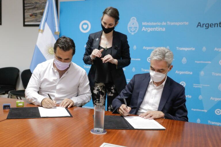 Trenes Argentinos And IEASA Ink Renewable Deal