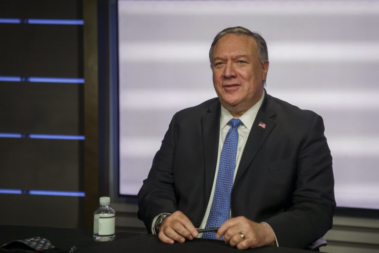 """US Applauds Interim Govt's """"People's Vote"""""""