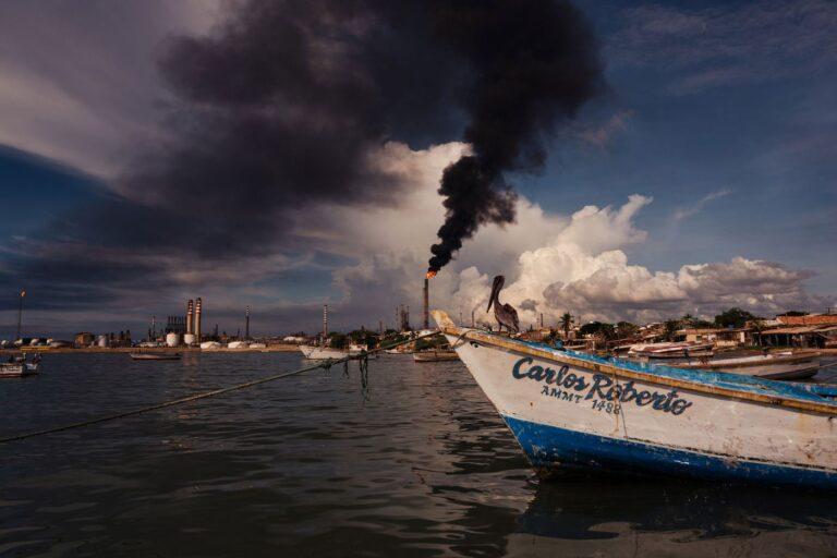 Spills In Venezuela Offer A Bleak Vision Of An Oil End