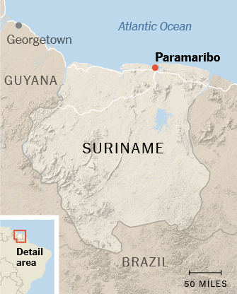 Debt And Doubt: The Suriname Oil Tale