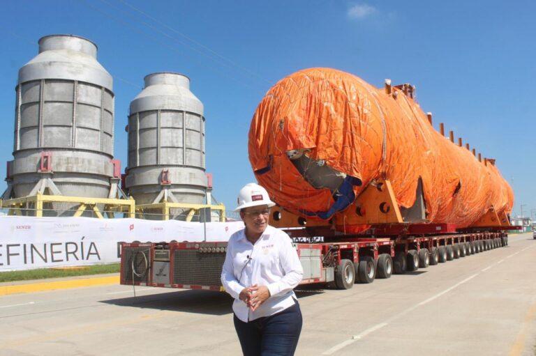 Work At Dos Bocas Continues [PHOTOS]