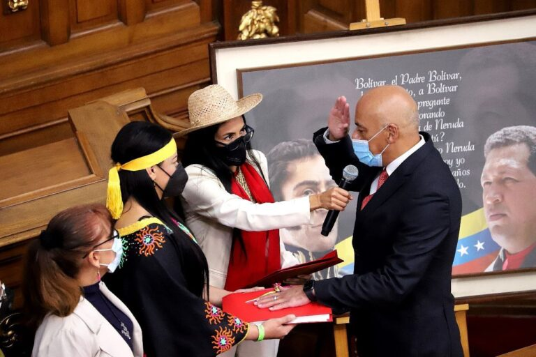 Venezuela's New National Assembly Steps In