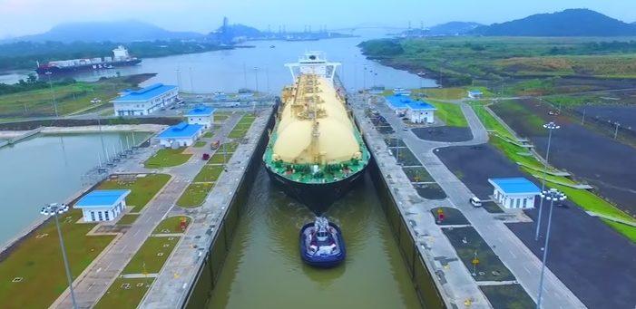 Panama Canal LNG Vessel Bottleneck Could Go Months