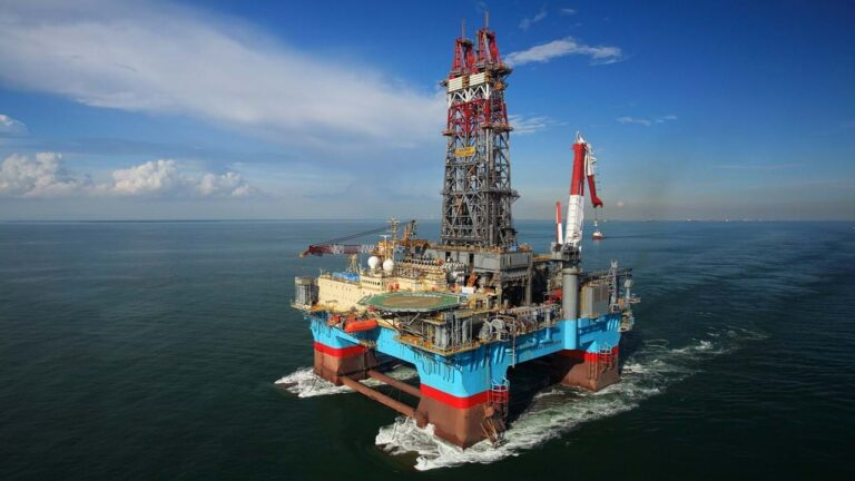 Maersk In Exploration Deal For Petronas