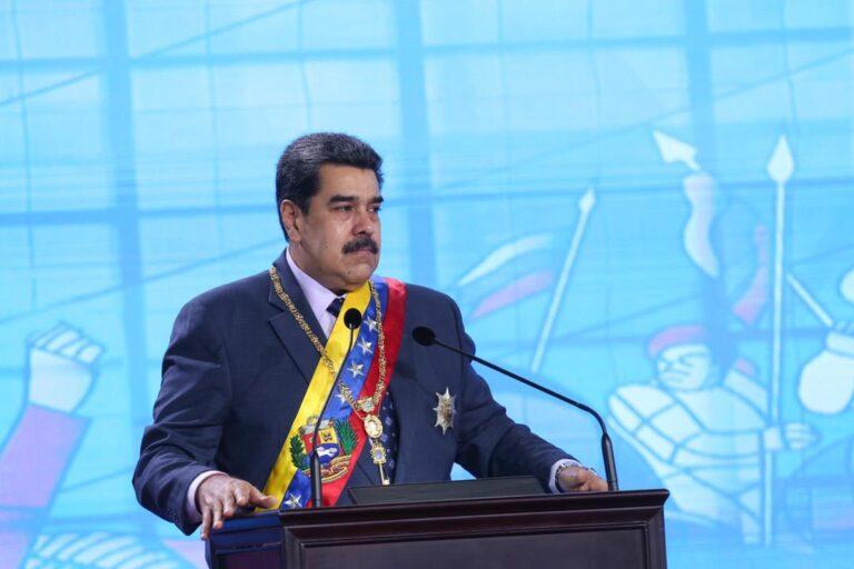 Maduro Accuses Donald Trump Of Attacks On CRP