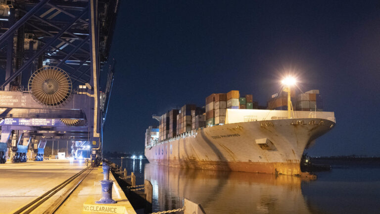 Braskem Launches First Int'l Shipment From Charleston