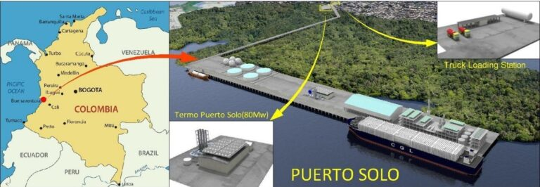 SeaOne Granted 30-Year Port Concession In Buenaventura