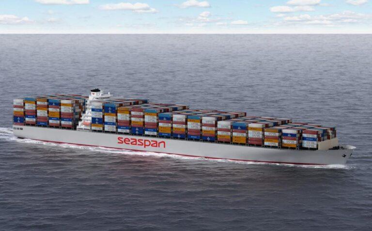 Seaspan Reveals 10 LNG Containership Newbuilds