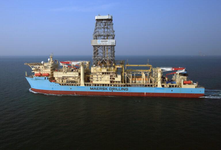 Maersk Awarded One-well Drillship Contract In Korea
