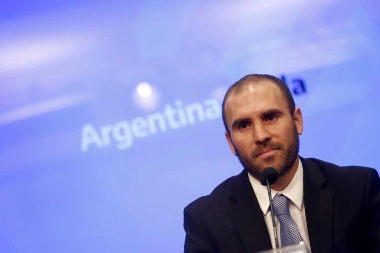 Argentine Finance Minister Seeks $44bn IMF Debt Deal