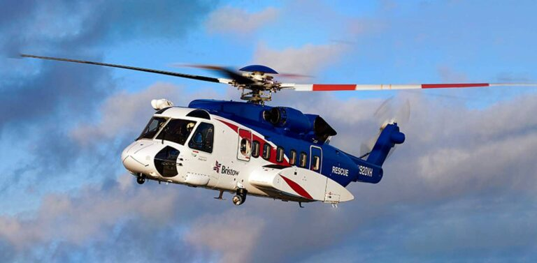 Vertical And Bristow Team Up To Electrify Helicopter Market
