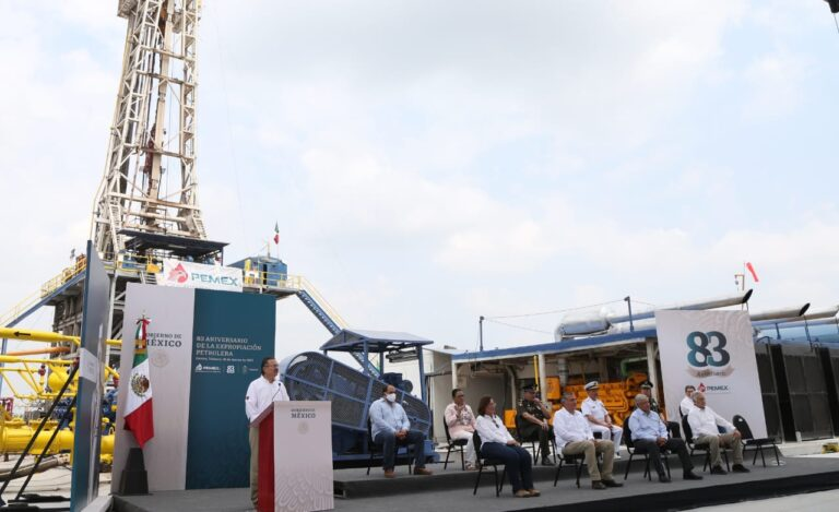 Mexico Taunts Dzimpona-1 Oil Find