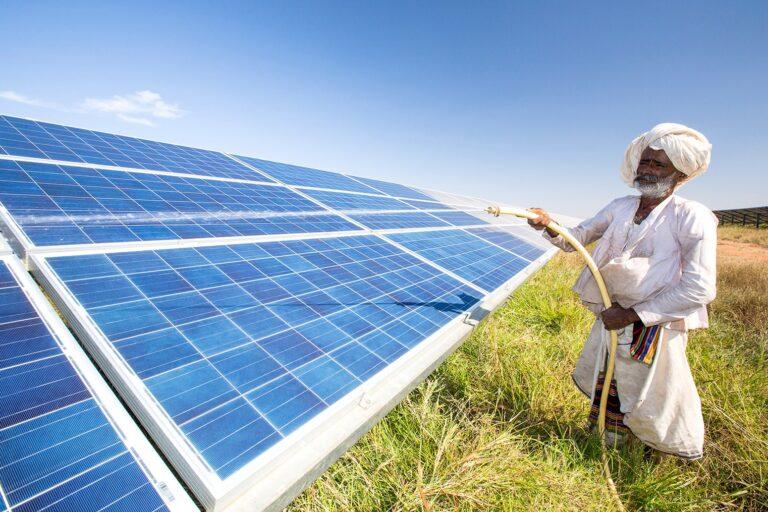 India Eyes Renewable Energy Sources