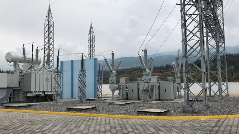Quito Electric Inaugurates Pifo Substation