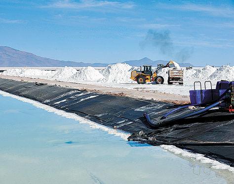 Bolivia, Germany Resume Talks Over Lithium Development