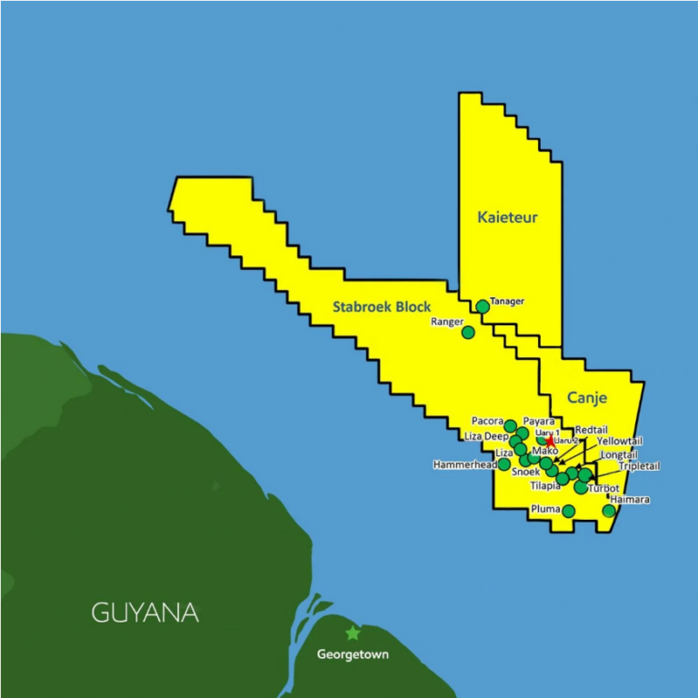 ExxonMobil Finds Oil At Uaru-2 Offshore Guyana