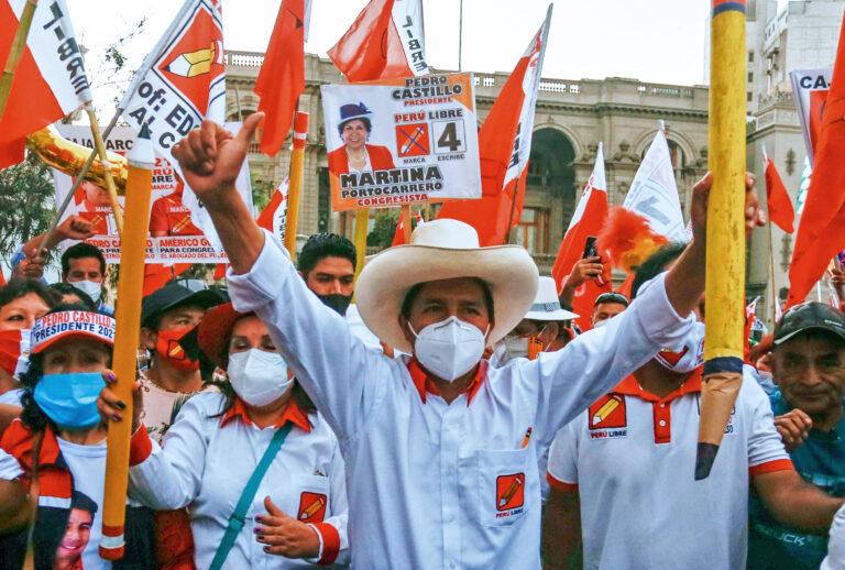 Peru Presidential Hopeful Eyes Gas, Mine Takeovers