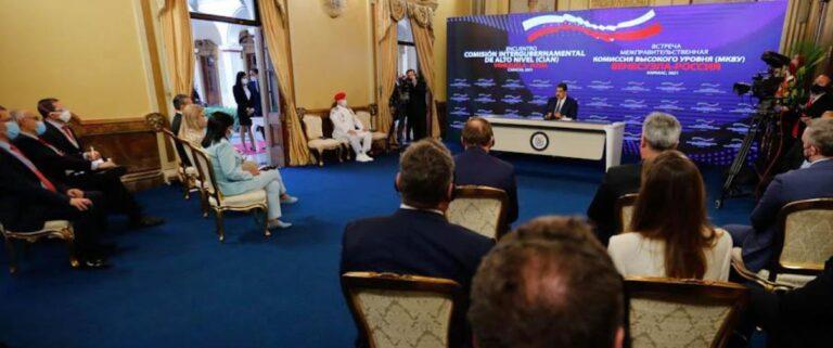 LatAm Briefs: Russia, Venezuela Boost Ties; YPF Meeting