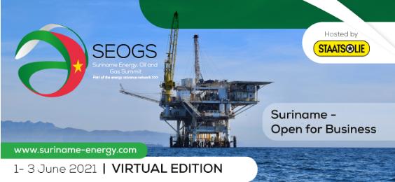 Suriname Energy Summit: 1-3 June 2021