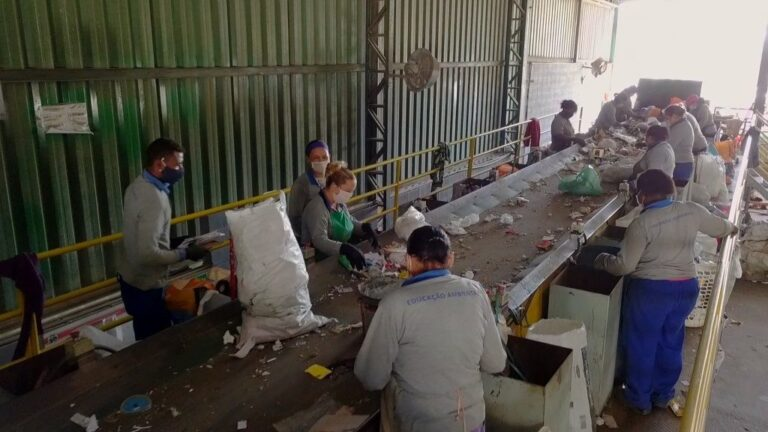 iWrc Creates Opportunity For Waste Workers In Brazil