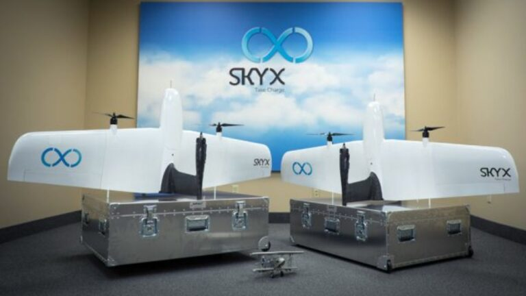 SkyX Expands Into South America