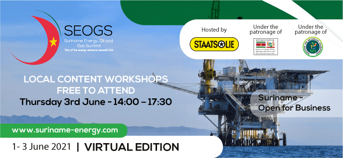 Suriname Local Content Workshops [Free Registration]