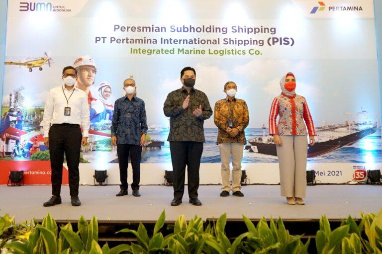 PT Pertamina Shipping Subholding Company Revealed