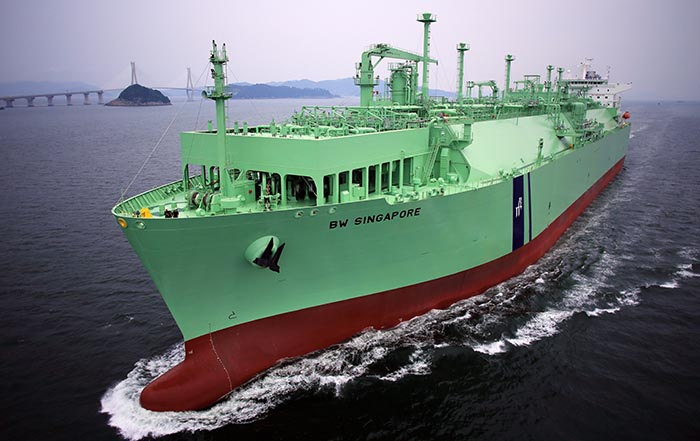 Invenergy, BW LNG Finish FSRU Financing