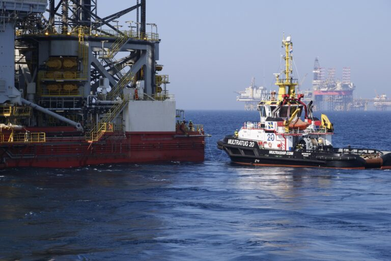 Shell Reports Deep-Water Find At Leopard Prospect