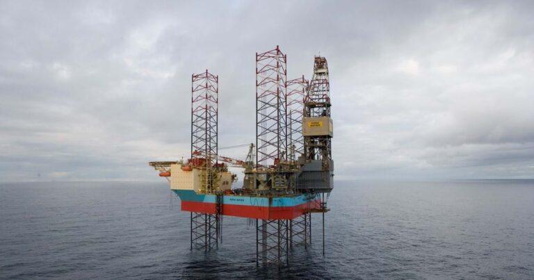 Maersk Drilling Agrees To Divest Mærsk Inspirer