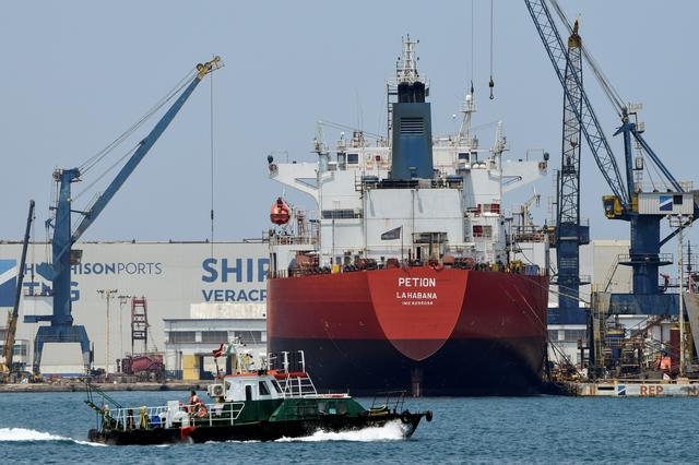 Cuban Tanker En Route To Venezuela Reports Missing Sailor At Sea