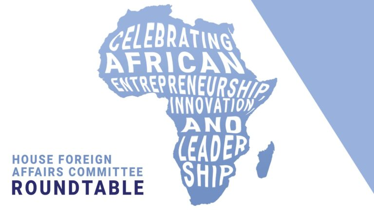 Roundtable: Celebrating African Innovation And Leadership