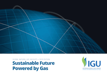 International Gas Union Releases 12th Annual World LNG Report [PDF Download]
