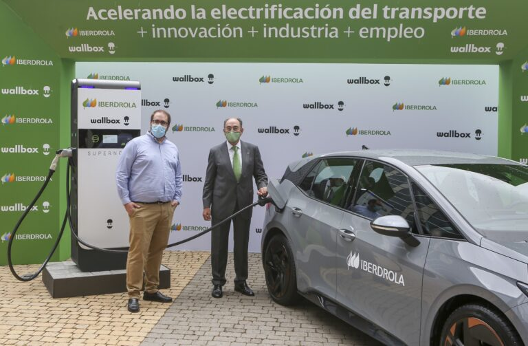 Iberdrola Buys First 1,000 Supernova Fast Chargers From Wallbox