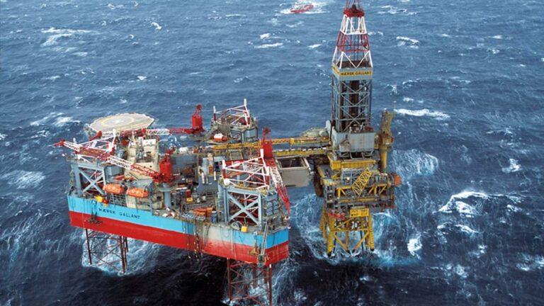 Maersk Divesting Jack-ups Guardian And Gallant