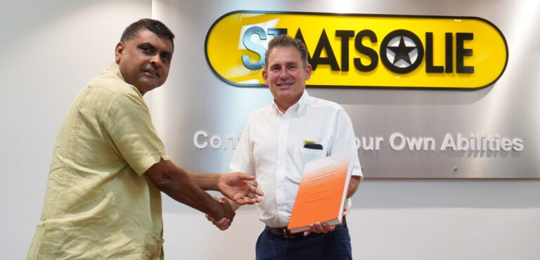 Staatsolie Inks PSC For Suriname's Nickerie Block