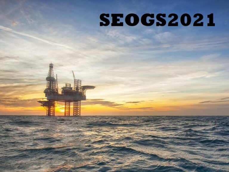 The SEOGS2021: Day 1 Brief