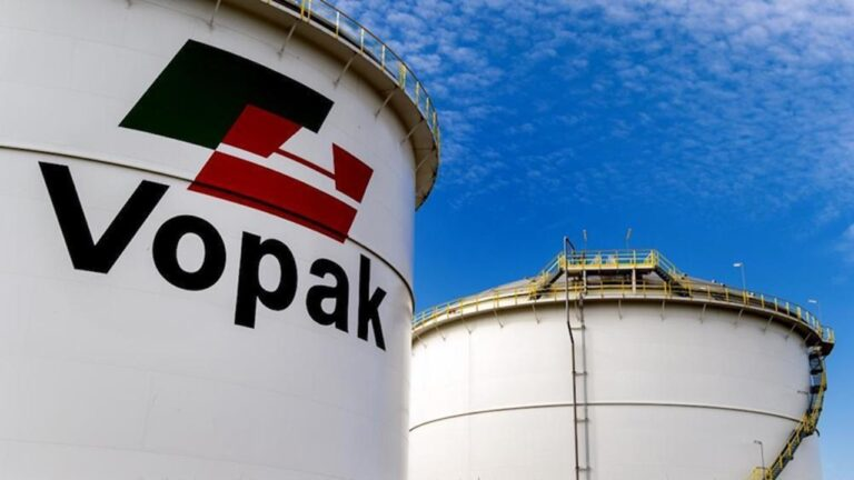 Vopak Awarded Deal For industrial Terminal In China