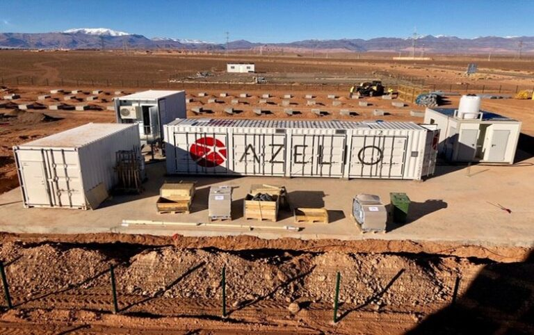 Azelio In Collaboration With MMR For Energy Storage Projects