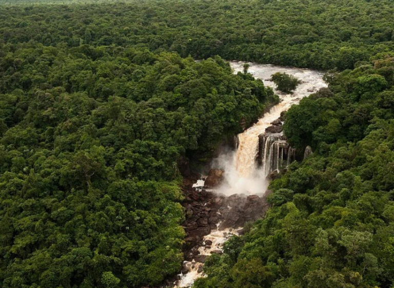 Guyana Revives Hydro Project