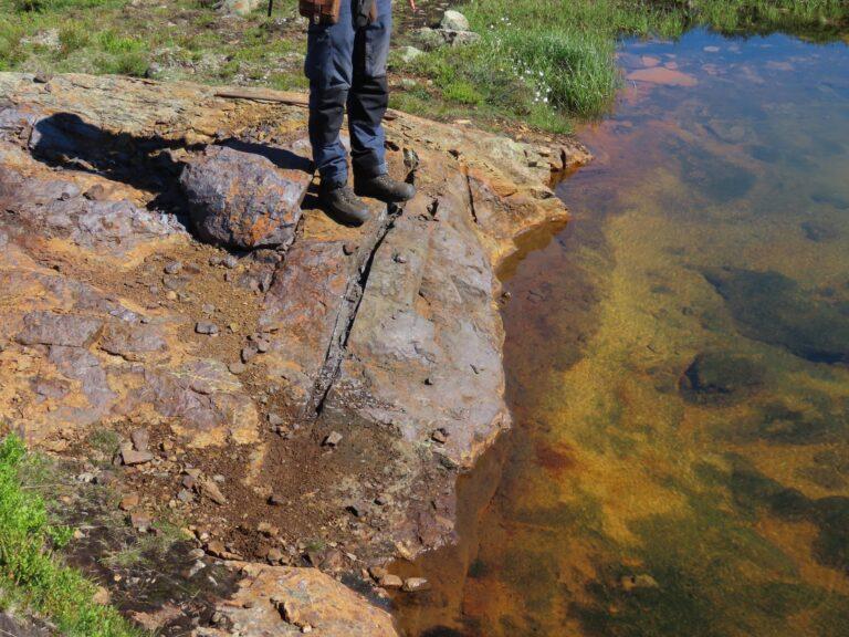 The Kjøli Copper Project Exploration Details