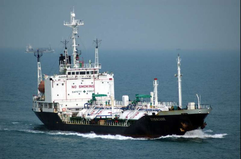 Washington Allows LPG Exports To Venezuela
