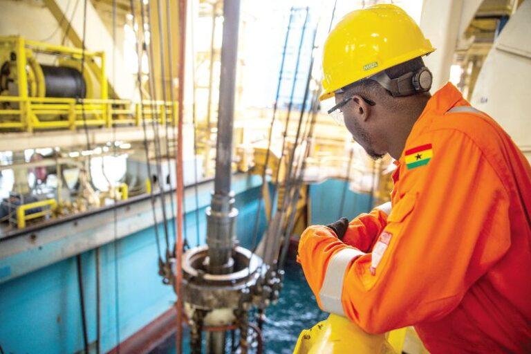Eni Find Oil In Ghana's Block 4