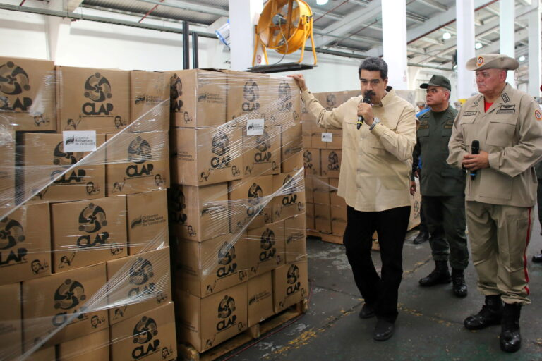 Venezuela Swapped Oil For Food, Then Punished Dealmakers