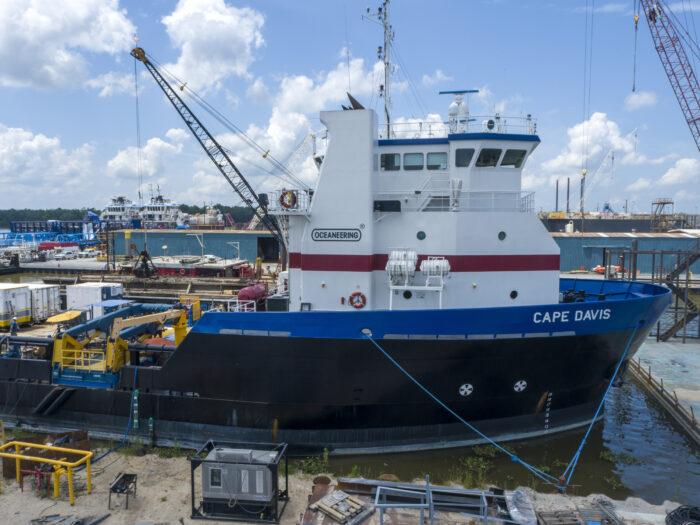 Oceaneering Inks Survey Deal With EEPGL